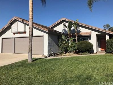 25281 Madrone Drive, Murrieta, CA 92563 - MLS#: CV19207449