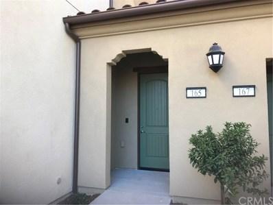 165 Carlow, Irvine, CA 92618 - MLS#: CV19208632