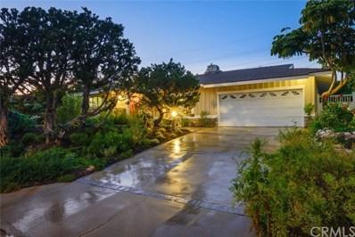 1001 Harmony Lane, Fullerton, CA 92831 - MLS#: CV19209543