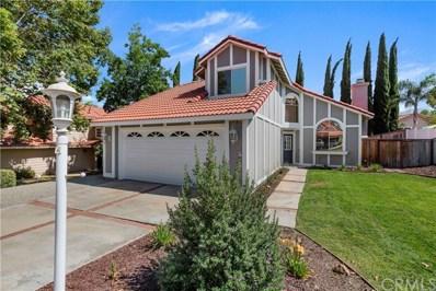 9153 Clay Canyon Drive, Corona, CA 92883 - MLS#: CV19211181