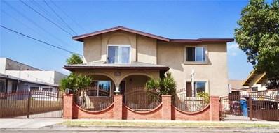 3821 Verona Street, East Los Angeles, CA 90023 - MLS#: CV19211511