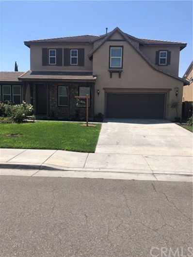 33403 Lazurite Way, Menifee, CA 92584 - MLS#: CV19212117
