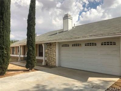 16157 Sitting Bull Street, Victorville, CA 92395 - MLS#: CV19213675