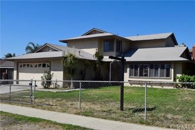 9476 Madrona Drive, Fontana, CA 92335 - MLS#: CV19214320