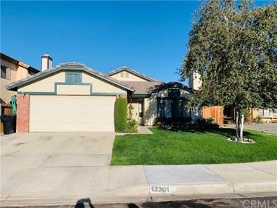 12361 Emeraldstone Drive, Victorville, CA 92392 - MLS#: CV19215055