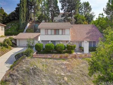 20526 Lake Canyon Drive, Walnut, CA 91789 - MLS#: CV19215423