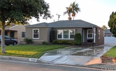 15073 Carnell Street, Whittier, CA 90603 - MLS#: CV19216795
