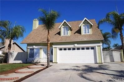 25776 Cayenne Court, Moreno Valley, CA 92553 - MLS#: CV19219677