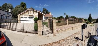 15480 Painter Drive, Chino Hills, CA 91709 - MLS#: CV19219699