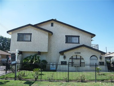 11228 Fineview Street UNIT 3, El Monte, CA 91733 - MLS#: CV19220172
