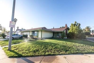 23810 Suncrest Avenue, Moreno Valley, CA 92553 - MLS#: CV19222719