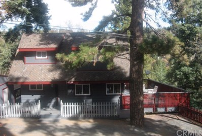 26338 Forest Lane, Twin Peaks, CA 92391 - MLS#: CV19224309