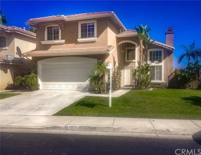 1363 Soundview Circle, Corona, CA 92881 - MLS#: CV19224642