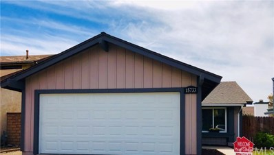 15733 Barbee Street, Fontana, CA 92336 - MLS#: CV19225991