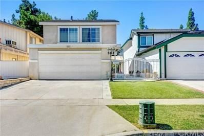 1504 Chalgrove Drive, Corona, CA 92882 - MLS#: CV19226563