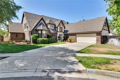 610 Casa De Leon, Redlands, CA 92373 - MLS#: CV19227196