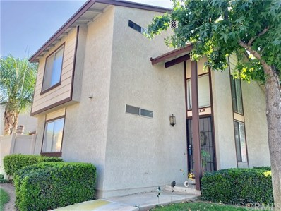 1611 Raintree Place UNIT F, Corona, CA 92879 - MLS#: CV19227953