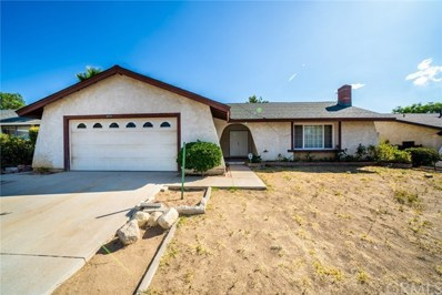 24731 Sundial Way, Moreno Valley, CA 92557 - MLS#: CV19228401