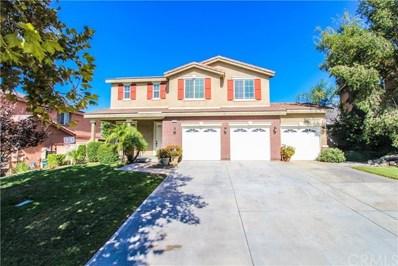 15252 Hawk Street, Fontana, CA 92336 - MLS#: CV19229390