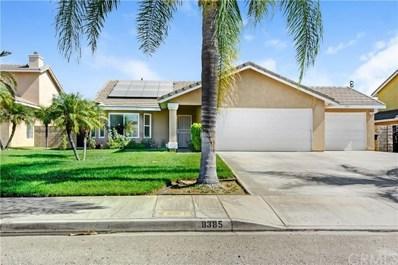 8385 Buena Vista Drive, Fontana, CA 92335 - MLS#: CV19230644