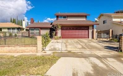 17760 Mesa Road, Fontana, CA 92336 - MLS#: CV19230784