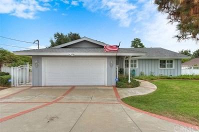 1754 Saint Peters Drive, Fallbrook, CA 92028 - MLS#: CV19231530