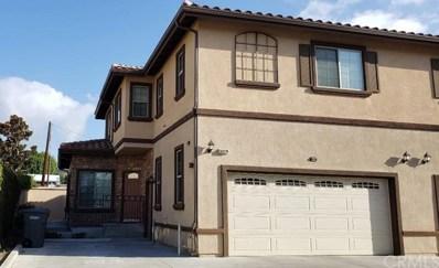 607ST N Walnut, La Habra, CA 90631 - MLS#: CV19231674