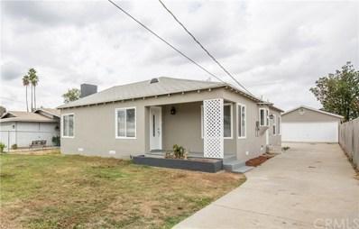 1607 Hillcrest Avenue, Riverside, CA 92501 - MLS#: CV19233156