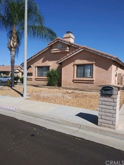 798 Via Casitas Drive, Hemet, CA 92545 - MLS#: CV19233445