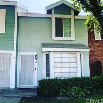 5640 Riverside Drive UNIT 11, Chino, CA 91710 - MLS#: CV19233815