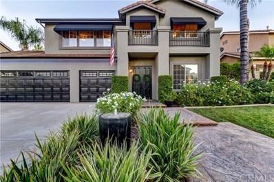 3607 Summertree Lane, Corona, CA 92881 - MLS#: CV19234841