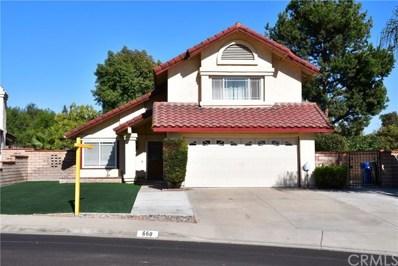 660 Bull Frog Circle, Walnut, CA 91789 - MLS#: CV19235593