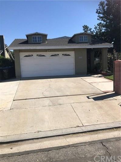 242 Merville Drive, La Puente, CA 91746 - MLS#: CV19236307