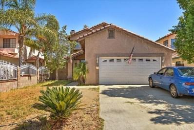 1657 Glenview Drive, Perris, CA 92571 - MLS#: CV19237315