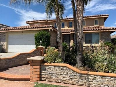 3552 Rock Butte Place, Perris, CA 92570 - MLS#: CV19237991