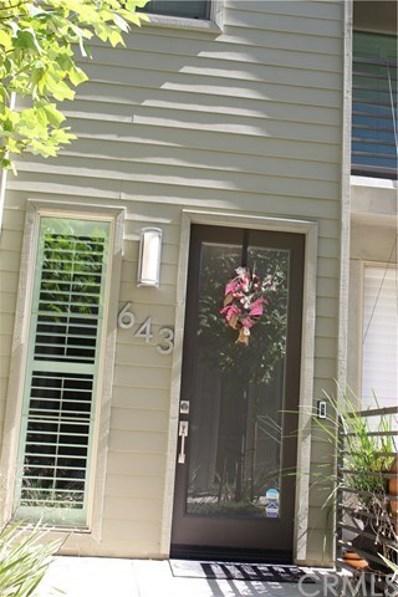 643 Sawyer Place, Upland, CA 91786 - MLS#: CV19241443