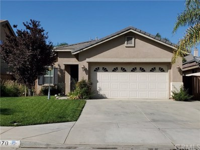 1070 Alderwood Drive, Perris, CA 92571 - MLS#: CV19241555