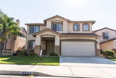 15567 Darlene Lane, Fontana, CA 92336 - MLS#: CV19243420