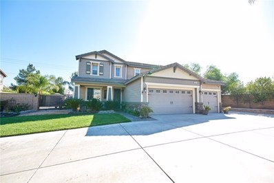 16075 Allison Way, Fontana, CA 92336 - MLS#: CV19244425