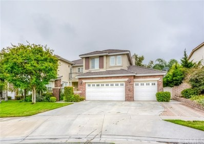 1772 Sandtrap Drive, Corona, CA 92883 - MLS#: CV19244547
