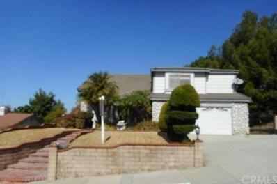 24365 Sylvan Glen Road, Diamond Bar, CA 91765 - MLS#: CV19245665