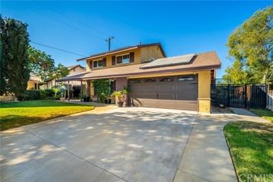 1524 S Merrill Street, Corona, CA 92882 - MLS#: CV19245789