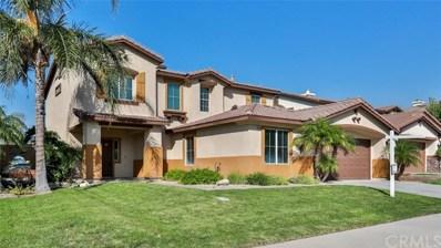 6280 Palladio Lane, Fontana, CA 92336 - MLS#: CV19246576