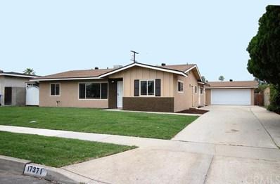 17371 Athol Street, Fontana, CA 92335 - MLS#: CV19247169