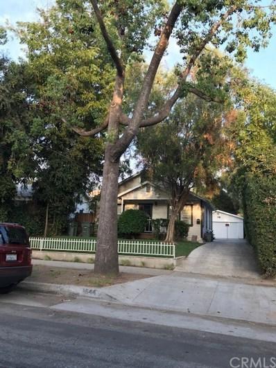 1644 El Sereno, Pasadena, CA 91103 - MLS#: CV19250135