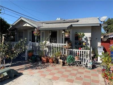 677 Eastmont Avenue, East Los Angeles, CA 90022 - MLS#: CV19250792