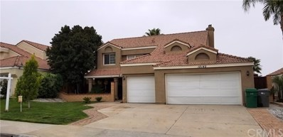 12142 Amber Hill, Moreno Valley, CA 92557 - MLS#: CV19251677