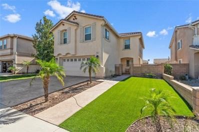 16277 Pablo Creek Lane, Fontana, CA 92336 - MLS#: CV19252740