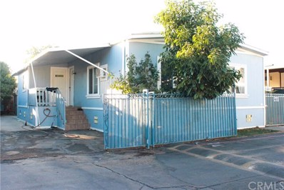 1401 W 9th Street UNIT 15, Pomona, CA 91766 - MLS#: CV19253397