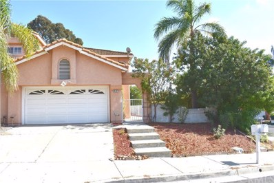 15797 Pepper Street, Chino Hills, CA 91709 - MLS#: CV19254386